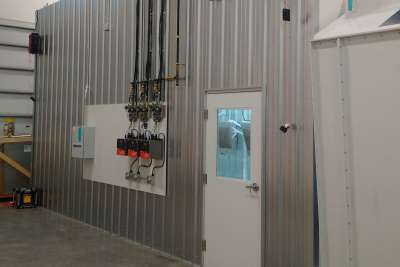 Sun-Spot Catalytic Paint Drying System | Paint Shop Gallery